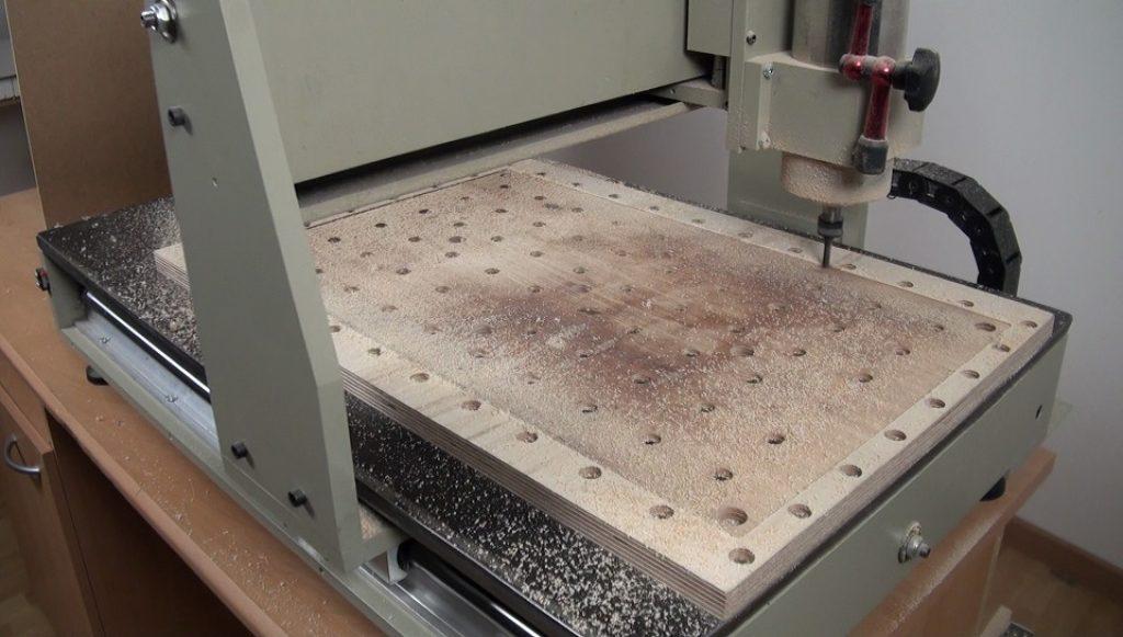 CNC 6040 Machine Bed Upgrade – MBcreates