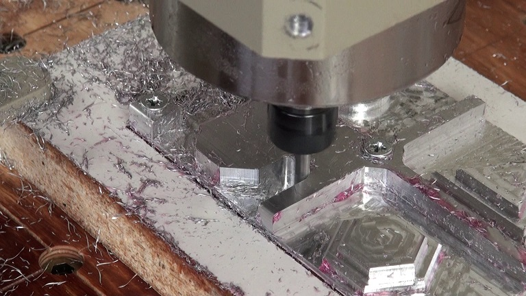 Low budget end mills for milling aluminium – MBcreates